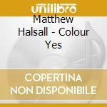 Halsall matthew