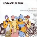 Renegades of funk cd musicale di Peshay