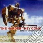 The harder they come mixed by cd musicale di Grooverider