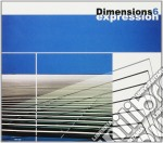 EXPRESSIONS cd musicale di DIMENSION 6
