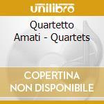 Quartets cd musicale