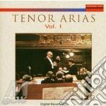 Tenor arias cd musicale di Artisti Vari