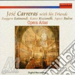 Opera arias cd musicale di Carreras