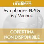 Symphonies n� 4/6-pastorale cd musicale