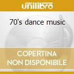 70's dance music cd musicale