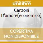 CANZONI D'AMORE(ECONOMICO) cd musicale di MOST BEAUTIFUL