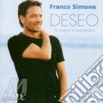 Deseo - il meglio in spagnolo cd musicale di Franco Simone