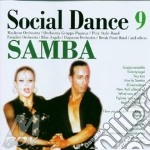 Samba 9 cd musicale di Dance Social