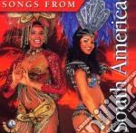 South america cd musicale