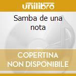 Samba de una nota cd musicale di Al Jarreau