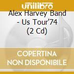 US TOUR 74 cd musicale di HARVEY ALEX BAND