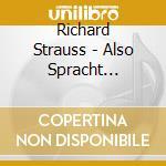 Also sprach zarathustra cd musicale di Strauss