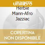 Afro jazziac cd musicale di Herbie Mann