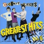 Cockney Rejects - Greatest Hits Vol 2..plus cd musicale di COCKNEY REJECTS