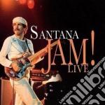 Santana jam live cd musicale di Santana