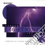 Thunder,lightning and rain cd musicale di Worlds Ambient