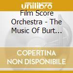 The music of burt bacharach cd musicale di The film score orch.