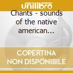 Chants - sounds of the native american people cd musicale di Artisti Vari