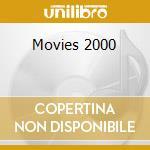 Movies 2000 cd musicale di Studio 99