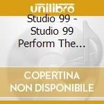 Performed santana cd musicale di Studio 99
