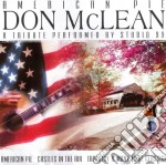 Perfomed don mclean cd musicale di Studio 99