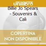 Souvenirs & california memories cd musicale di Spears billie joe