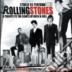 Music of rolling stones cd musicale di Studio 99