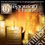 Gregorian chant cd musicale