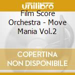 21st century movie magic cd musicale di Orchestra Filmscore