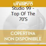 Tribute anni70s cd musicale di Studio 99