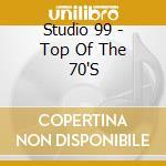 Tribute anni70s cd musicale di Studio 99