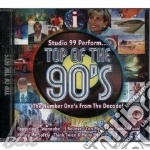 Top of the 90's cd musicale di Studio 99