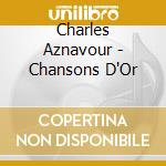 Chansons d'or cd musicale