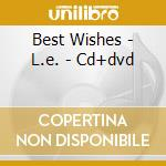 BEST WISHES - L.E. - CD+DVD cd musicale di SHANDON