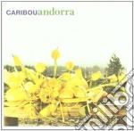 Caribou - Andorra cd musicale di CARIBOU