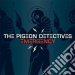 CD - PIGEON DETECTIVES    - EMERGENCY cd musicale di PIGEON DETECTIVES