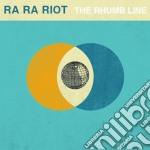 Ra Ra Riot - The Rhumb Line cd musicale di RA RA RIOT