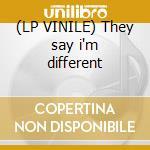 (LP VINILE) They say i'm different lp vinile di Betty Davis