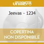 Jeevas - 1234 cd musicale di Jeevas