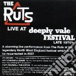 CD - RUTS - Live at Deeply Vale cd musicale di RUTS