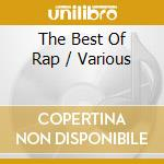 Best of rap cd musicale di Artisti Vari
