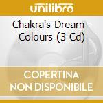 Colours cd musicale di Dream Chakra's