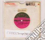 Fire Engines - Codex Teenage Premonition cd musicale di FIRE ENGINES