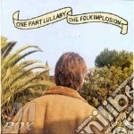 (LP VINILE) ONE PART LULLABY lp vinile di Implosion Folk