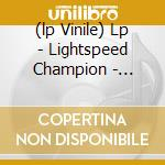 (LP VINILE) LP - LIGHTSPEED CHAMPION  - FALLING OFF THE LAVENDER lp vinile di LIGHTSPEED CHAMPION
