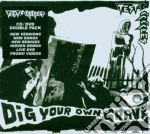 DIG YOUR OWN GRAVE+DVD cd musicale di TEST ICICLES