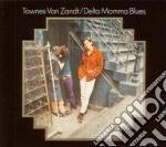 Townes Van Zandt - Delta Momma Blues cd musicale di VAN ZANDT TOWNES