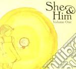 She & Him - Volume 1 cd musicale di SHE & HIM