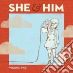 (LP VINILE) VOLUME 2                                  lp vinile di SHE & HIM