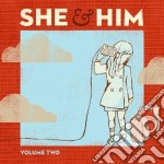 VOLUME 2                                  cd musicale di SHE & HIM